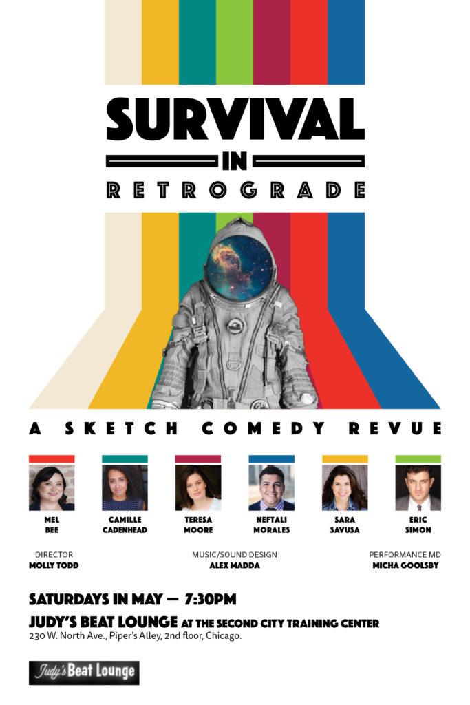 Survival in Retrograde Poster